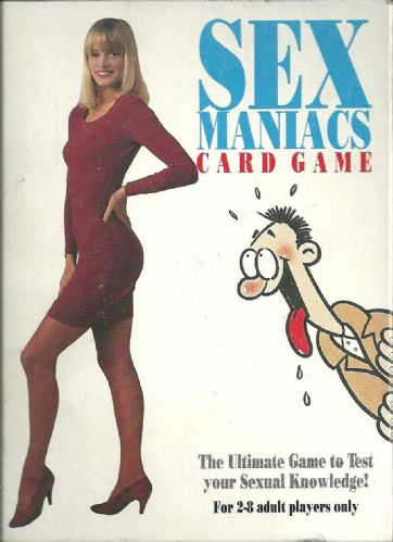 Sex Maniacs - Naughty Game